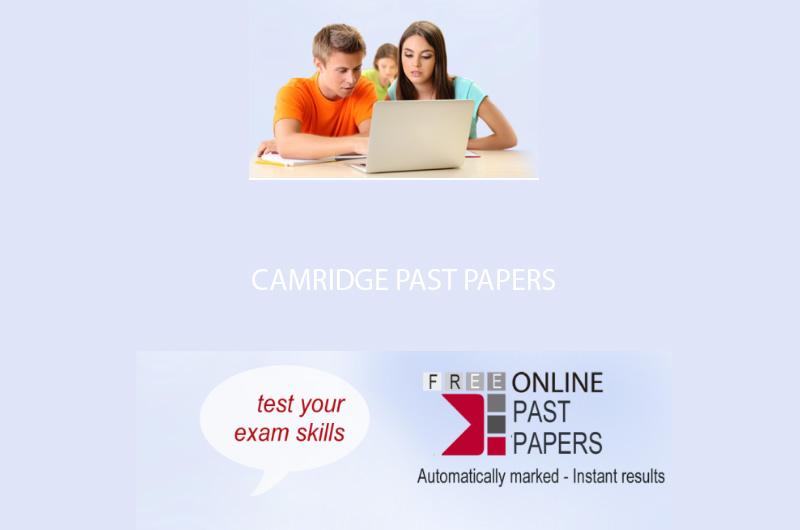CAMRIDGE-PAST-PAPERS---ΠΑΓΚΡΑΤΙ